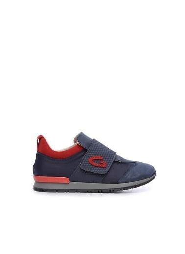 Alberto Guardiani Alberto Guardıanı Çocuk Derı Çocuk Ayakkabı Ayakkabı Mavi